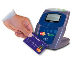 Tap & Go payment terminal | Get RFID protection with ARMOURCARD