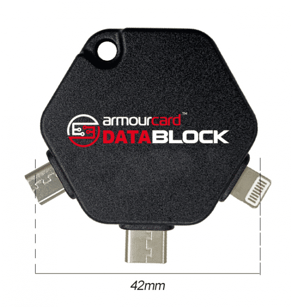 Armourcard DataBlock 3 in 1